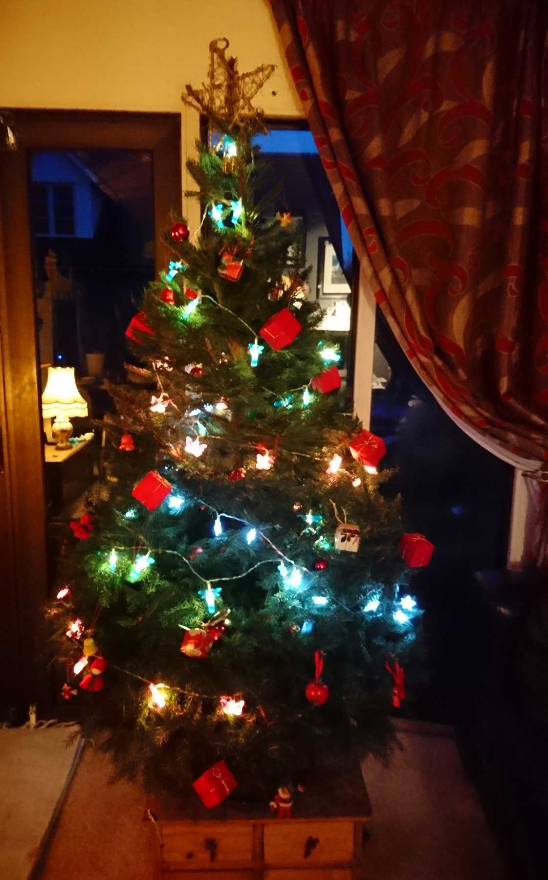 decorated-norway-spruce – Sholach Christmas Trees